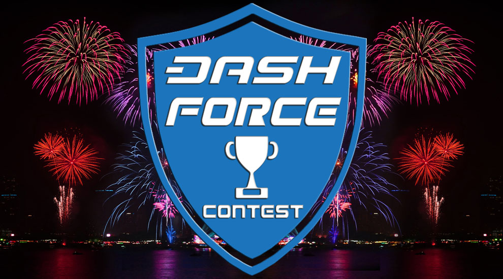 Dash Force Meetup and Presentation Contest Update