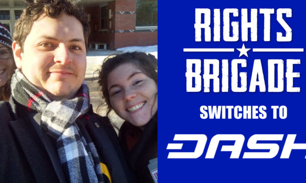Activist Project Rights Brigade Switches to Dash
