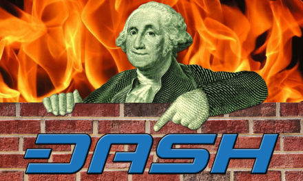 Dash a Sound Alternative to Dollar As US National Debt Balloons Higher