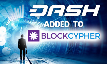 BlockCypher Announces Strategic Partnership With Dash