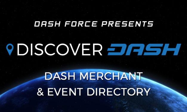 Dash Force Announces Upcoming DiscoverDash.com