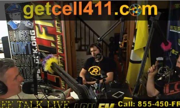 Free Talk Live Appearance