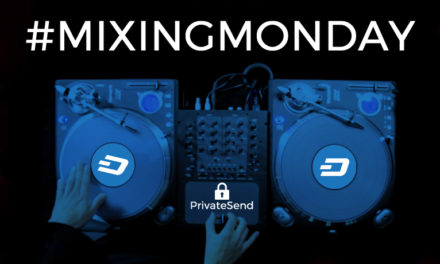Introducing Dash #MixingMondays!