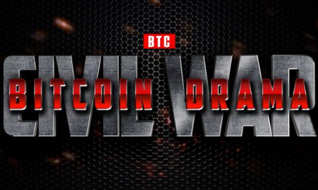 Bitcoin Prepares for Potential Split, Rattles Markets