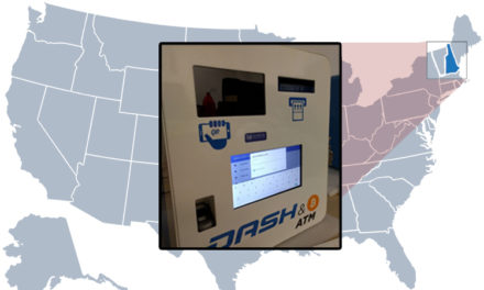 New Hampshire Adds Dash ATM, Leads Way in Dash Businesses