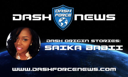 """What Got You Into Dash?"" – Saika Babii"