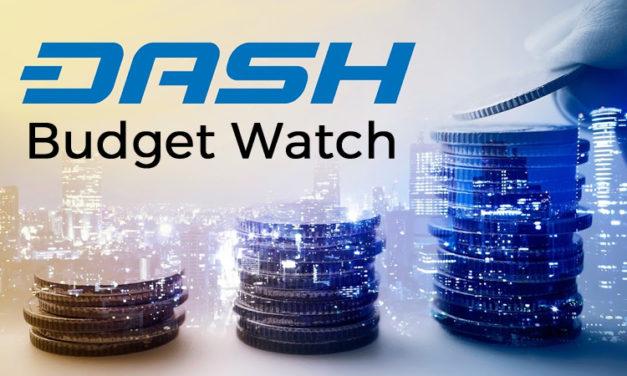 Dash Budget Watch Seeks to Polish the Treasury Proposal Process