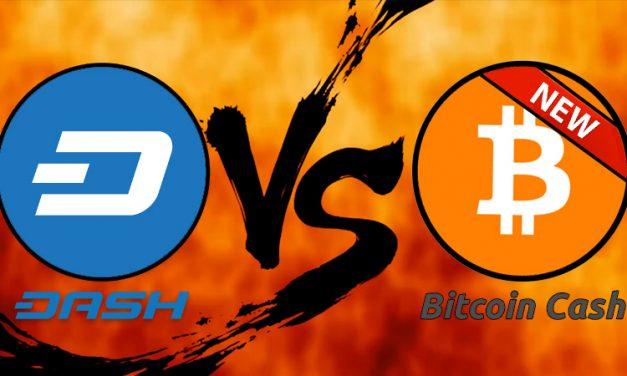 Bitcoin Cash vs. Dash: qual irá satisfazer a visão de Satoshi?