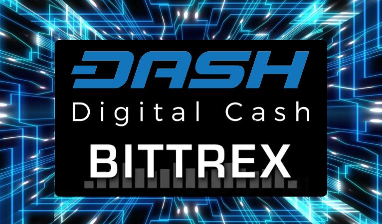Bittrex führt USDT-Dash Währungspaar ein