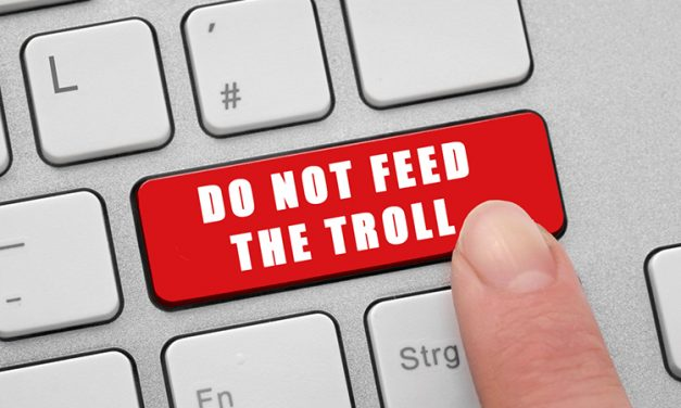 Give in to Crypto Trolls or Troll Back? Neither