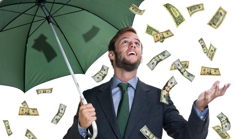 Bitcoin Rallies On Free Money From Cash Chain Split