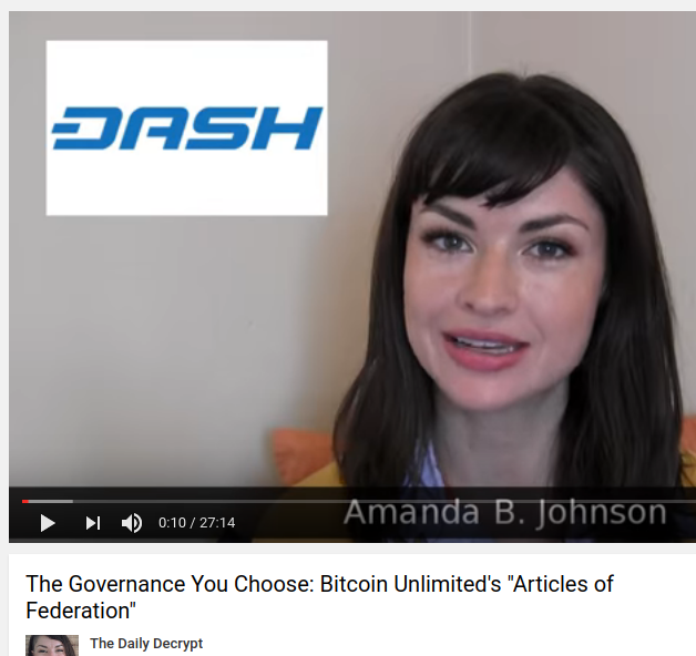 First Dash Sponsored episode of Daily Decrypt was on Jan 4, 2016.