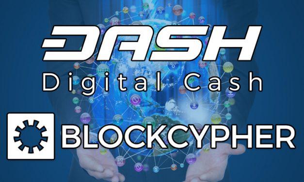 Dash-BlockCypher Partnership to Provide Grants for Business Integration