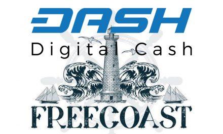Dash Force Sponsors, Will Speak At, Freecoast Festival