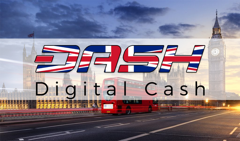 Dash Funds First-Ever Dash Conference in London