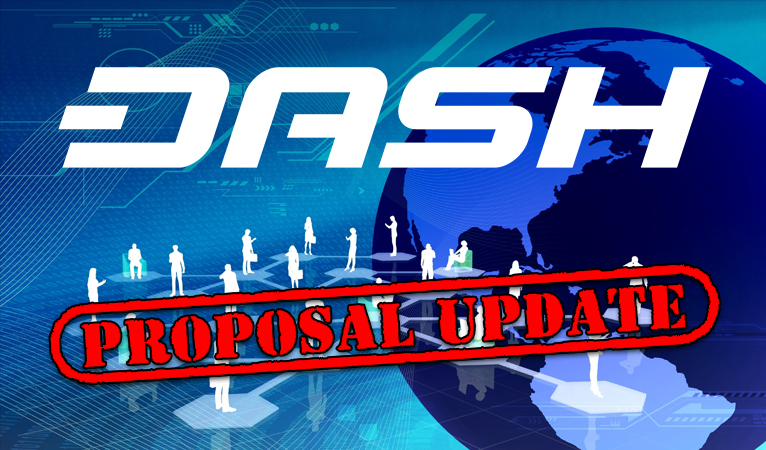 Funded Dash Proposals we are waiting on