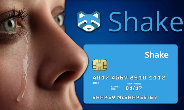 ShakePay to Cancel Cards from Many Countries, More Dash Card Options Needed