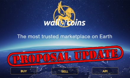 Buy or Sell Dash directly within the WALLET Proposal Review
