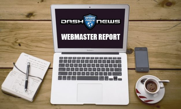 Dash Force News Webmaster Report Shows All-Time High Views Across Platforms