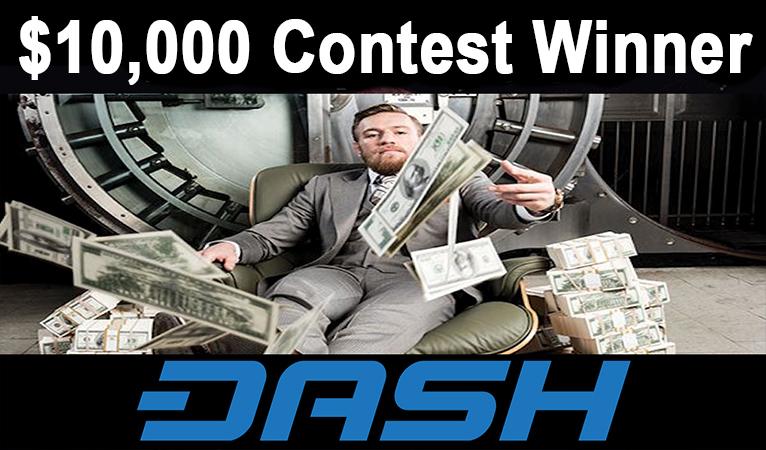 Tristar Gym $10K #MysticDash Mayweather vs. McGregor Contest Winner
