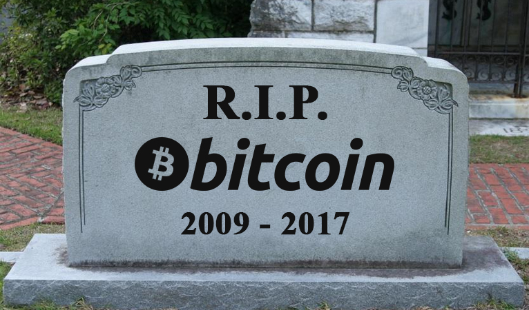 Bitcoin's Impending Economic Suicide