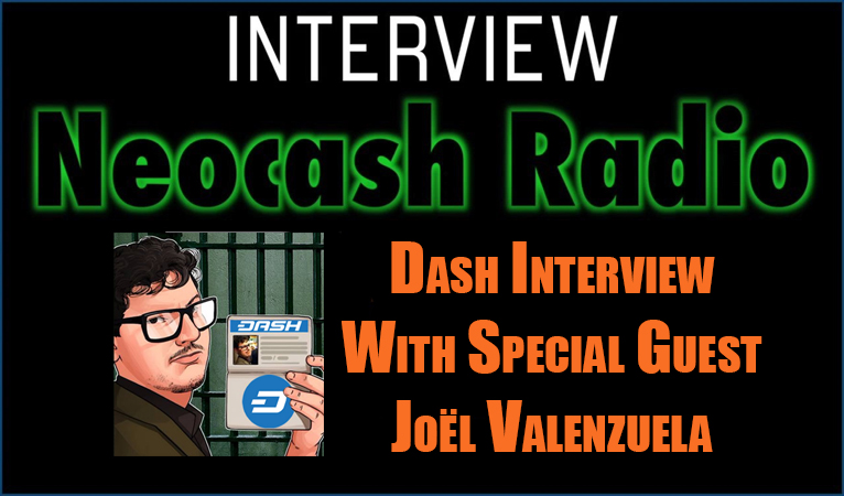 NeoCash Radio Appearance on DIP001, Venezuela Conferences, and August's Crowdfunded London Trip