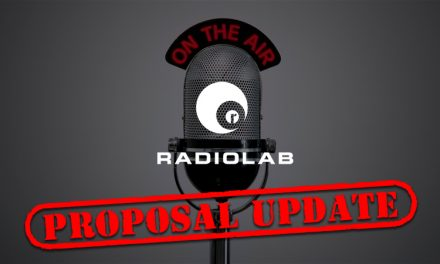 Radiolab – Radio and Podcast Advertising Proposal Review