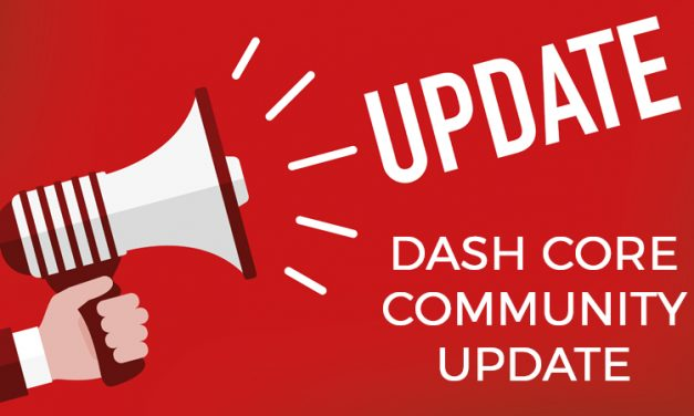 Informe do Dash Core para a Comunidade
