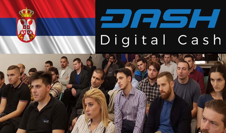 Großes Interesse an serbischer Dash-Präsentation