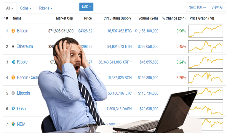The Biggest Mistake Cryptocurrency Can Make Right Now