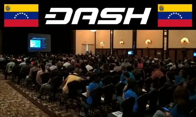 Dash-Konferenz in Venezuela mit mehr als 350 Teilnehmern