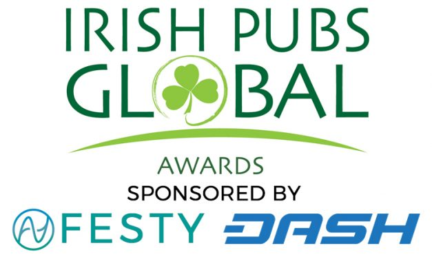 Dash Sponsors the Irish Pubs Global Awards, Leverages Festy Contactless Dash Payment Wristbands