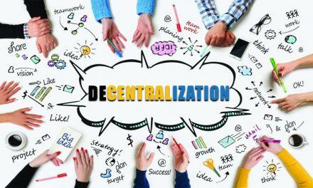 Können Zentralisierung und Dezentralisierung koexistieren?