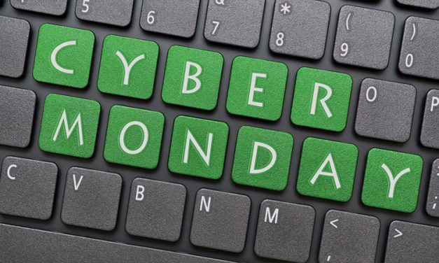 Get Dashy for Cyber Monday