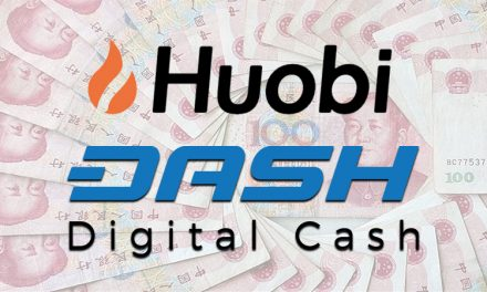 Dash Added to Huobi Exchange