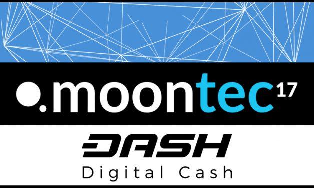 Dash Patrocina Conferência Blockchain Moontec na Estônia