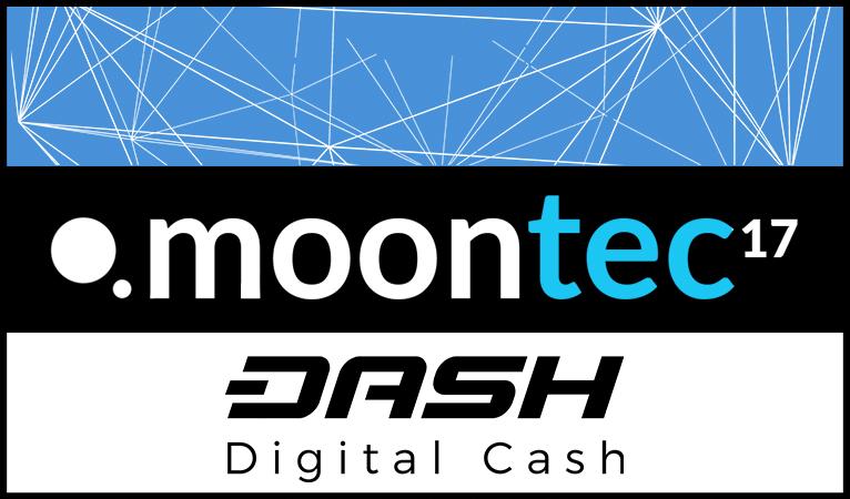 Dash sponsert Moontec Blockchain Konferenz in Estland