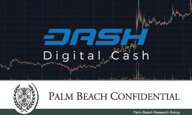 Dash Passa de 500 USD Depois de Recomendação do Grupo de Pesquisa Palm Beach
