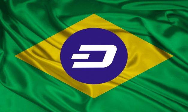 Dash disponible à l'achat dans 13 000 endroits au Brésil