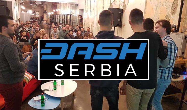 Распространение информации о Dash в Сербии, 2000 участников на конференции Future Park