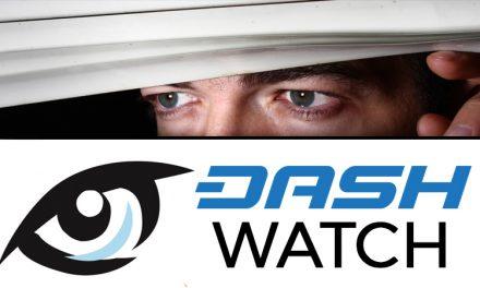 Dash Watch — система отслеживания и отчётности для предложений Сокровищницы