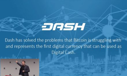 Dash Presents at Euro Finance Tech