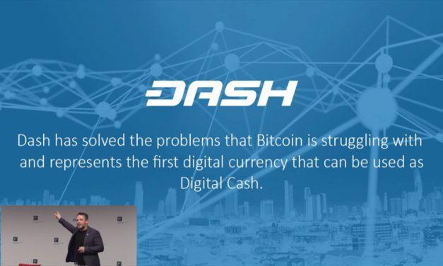 Dash Presents at Euro Finance Tech