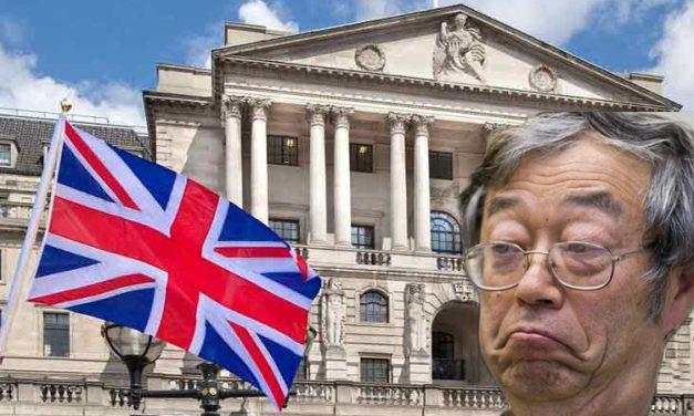 Les crypto-monnaies sous les feux de la rampe : la Banque d'Angleterre en veut une