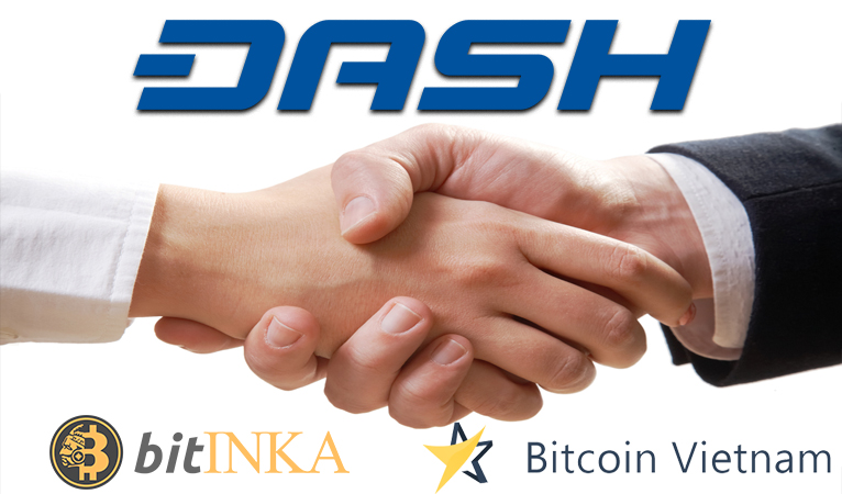BitINKA and Bitcoin.vn Integrate Dash