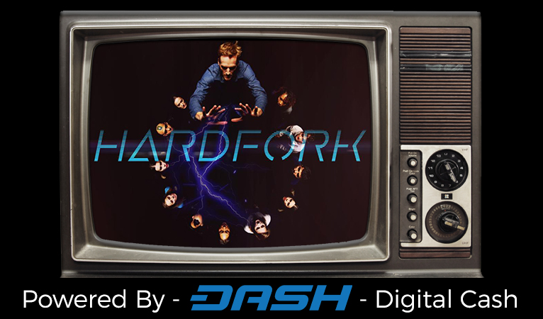 Dash sponsorise HardFork, une série de science-fiction sur la blockchain