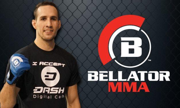 Dash sponsorise le combattant Pro MMA Rory MacDonald
