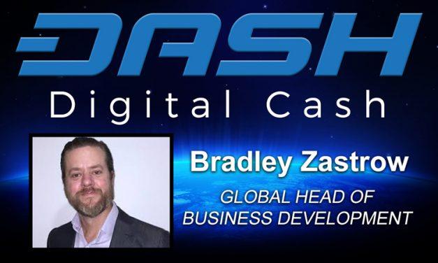 Interview mit Bradley Zastrow über Dashs Business Solution Strategie