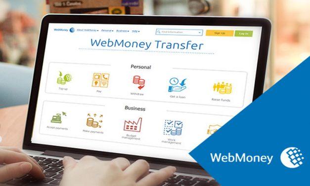 An Dash gebundene Token in WebMoneys Online-Zahlungsplattform integriert