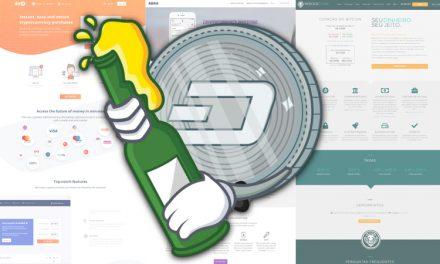 Dash добавлен в приложение Abra Investment и на биржи NegocieCoins Brazilian и Bitit